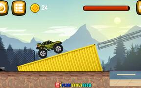 Monster Truck Walkthrough