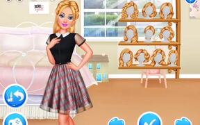 Spring Baby Doll Outfit Walkthrough