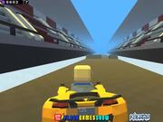 Kogama World Racing Walkthrough