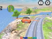 Flying Car Extreme Simulator Walkthrough