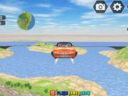 Flying Car Extreme Simulator Walkthrough