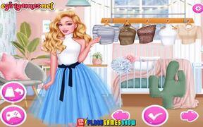 Design My Tutu Skirt Walkthrough