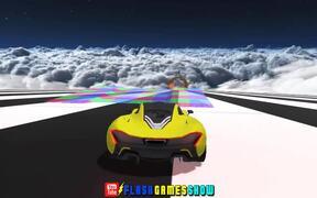 GT Mega Ramp Walkthrough