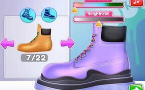 DIY Boots Designer Walkthrough