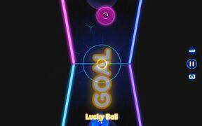 Glow Hockey HD Walkthrough