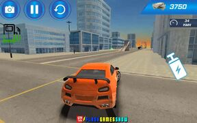 Extreme Car Driving Simulator Walkthrough
