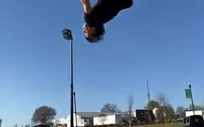 Amazing Skateboard Tricks
