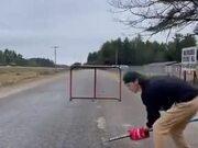Meet The God Of Hockey Tricks