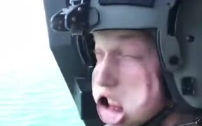What Military Do When They Need Fresh Air