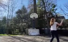 Mixing Lacrosse And Basketball