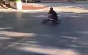 Absolutely Epic BMX Circle Sliding Technique