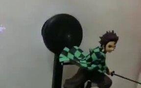Cool Demon Slayer Action Figure
