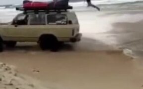The Most Dramatic Accident Ever