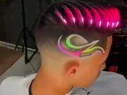 An Amazing Hair Style