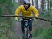 Mountain Biking Skills Level 9999!