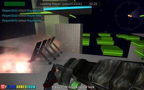 Spaceguard io Walkthrough