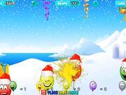 Christmas Balloons Walkthrough