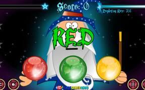 Wizards Tri Color Orb Walkthrough