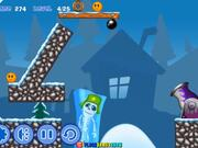 Zombie Launcher: Winter Season Walkthrough