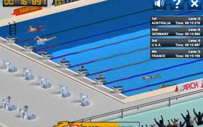 Swimming Pro Walkthrough 2