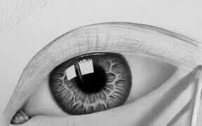 Beautiful Attractive Eyes