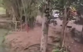 Man's Got Some Skill Rope Jumping