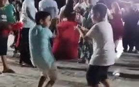 These Kids Got The Moves