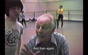 In Balanchine's Classroom Trailer