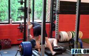 Painful WeightLifting Fails