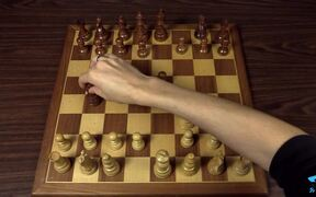 Win Chess In 4 Moves