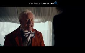 The Man Who Invented Christmas Official Trailer