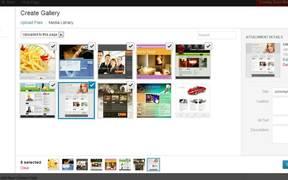 Creating Image Galleries in WordPress Part 2