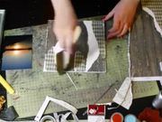 "Creating of Altered Art Project ""Crazy Ideas"""