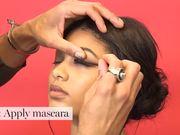 Beyoncé's Makeup Artist Creates Smoky Eye Makeup