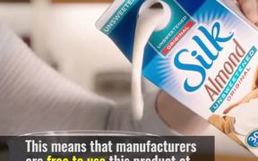 Commercial Almond Milk Exposed as Fake