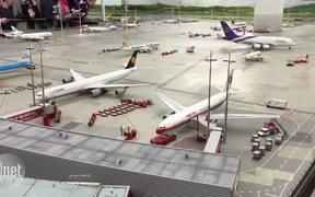 The World's Largest Model Airport