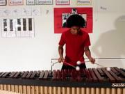 Super Mario Bros. On Marimba