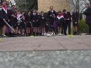 Robotic Chariot Race