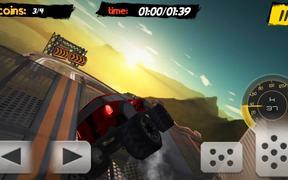 Monster Truck Stunt Simulator 3D