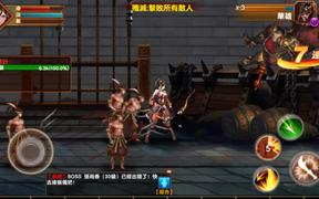 Warriors of the Three Kingdoms