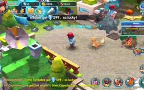 Monster Manual (Pokemon RPG) Gameplay Android