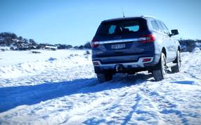 The Ford Everest Car Review