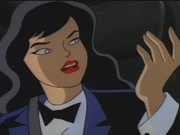 Batman TAS Review - Zatanna