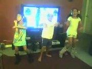 3 Beautiful Kids Singing and Dancing