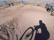 Insane First Person Mountain Bike Video