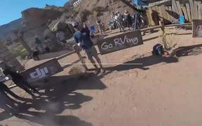 Insane First Person Mountain Bike Video
