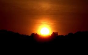 Sunrise TImelapse Over