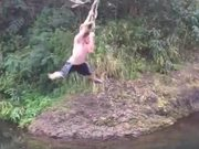 Rope Swing Failure