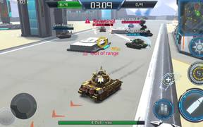Mad Tanks Gameplay Trailer