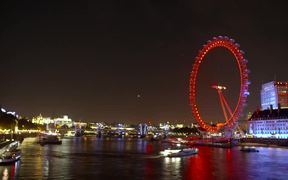 Timelapse of the London